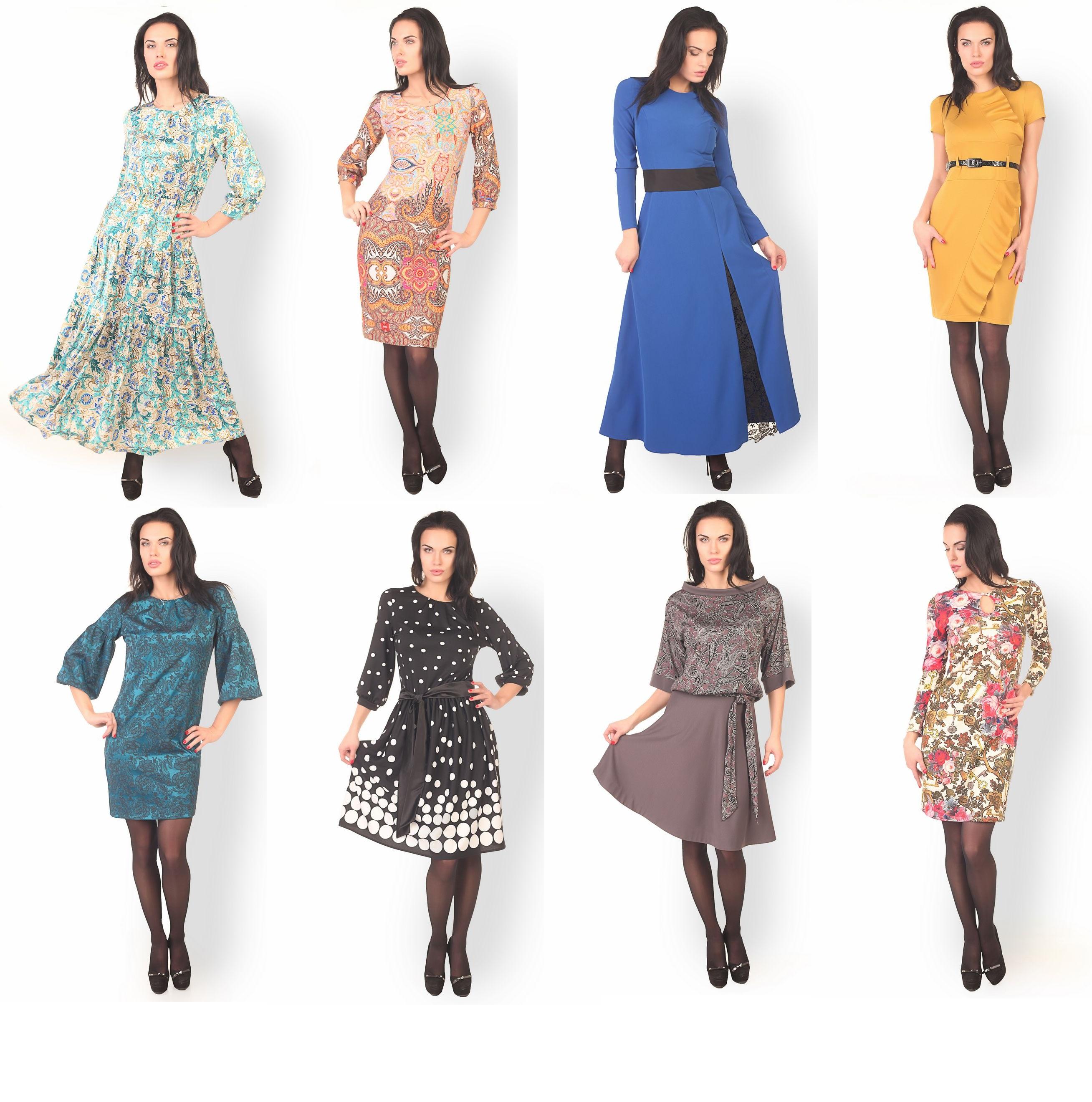 Платья, которые сделают вашу фигуру идеальной 11. От 44 до 58 размера. Без рядов! Раздачи до 8 марта.