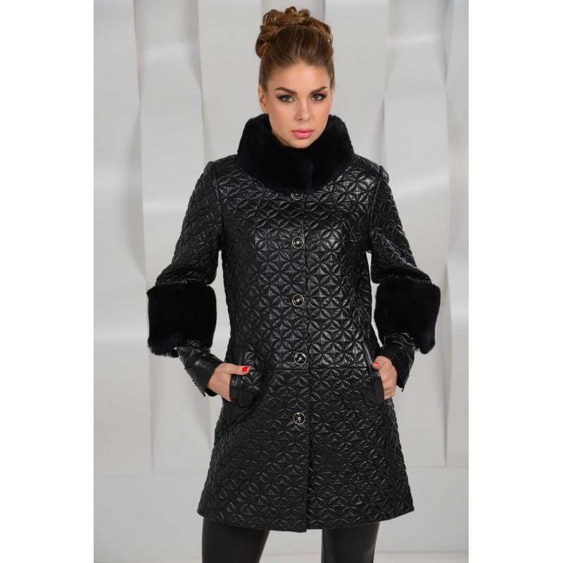 Модный шоу-рум кожаной и меховой одежды по низким ценам