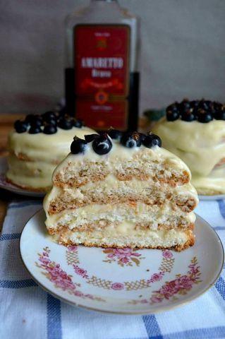 Пирожное Амаретто