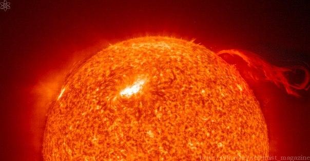 Какова температура Солнца?