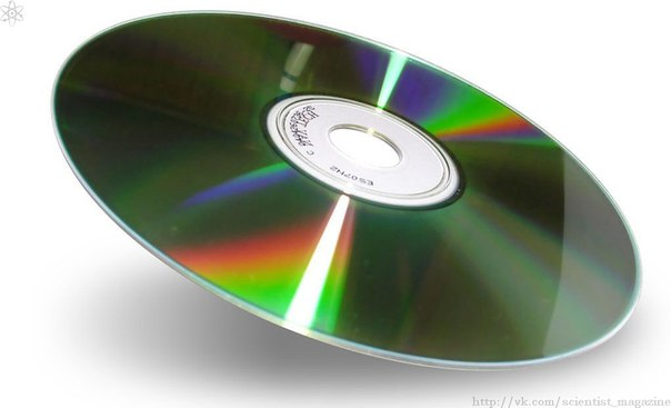 Как работает компакт-диск?
