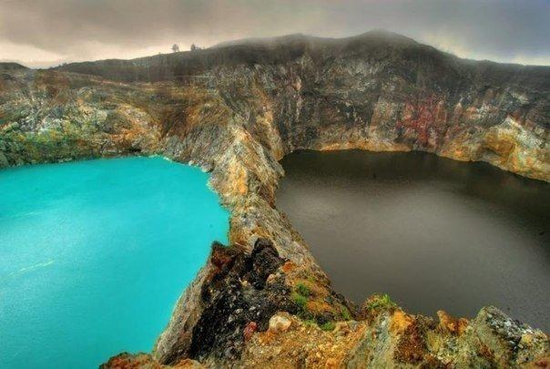 Озера Слез или озера Злых духов