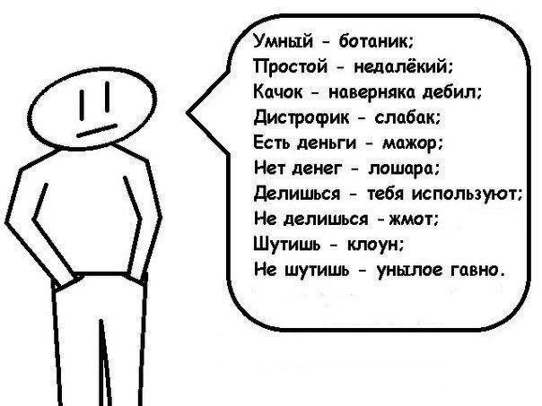Логика современных людей