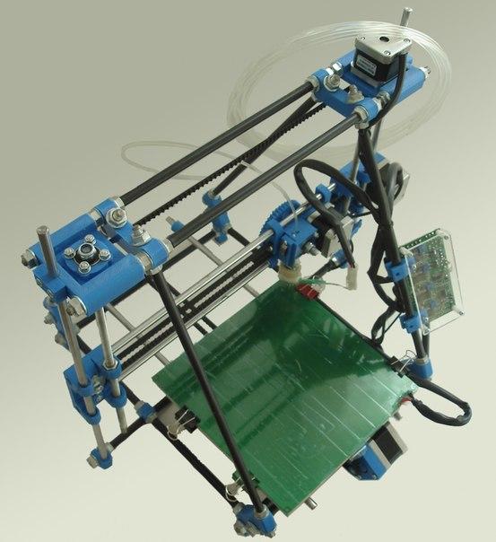 В Новосибирске хотят запустить производство 3D-принтеров