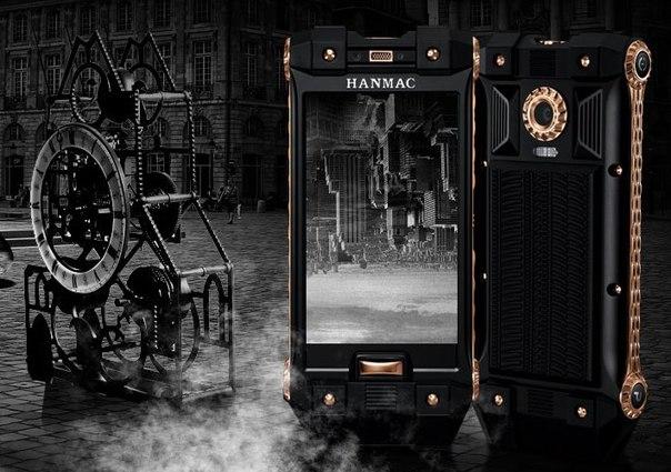 Hanmac New Defency - маленький люксофон с MediaTek MT6589
