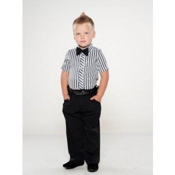 Сбор заказов. Рубашки,Водолазки детские белые,цветные,праздничные (короткий,длинный рукав) от 100 рублей. Так же немного брюк,костюмы,жилетки,галстуки,бабочки. Размеры 110-152.---2