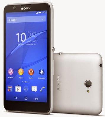 Sony Xperia E4 - бюджетная новинка на MediaTek