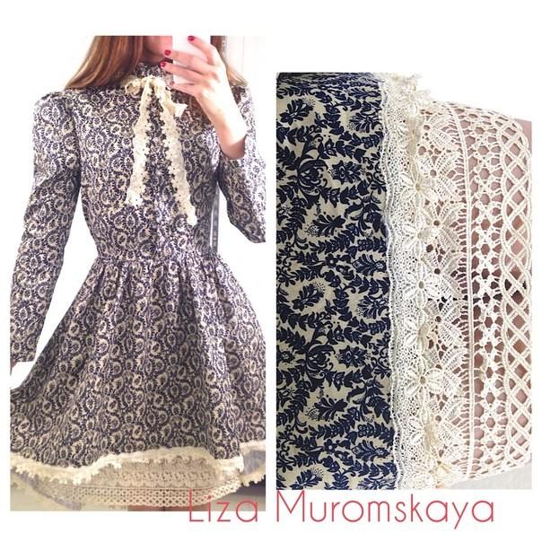 Сбор заказов. Коллекция женской одежды от дизайнера Liza Muromskaya.Новинки! Выкуп 4.