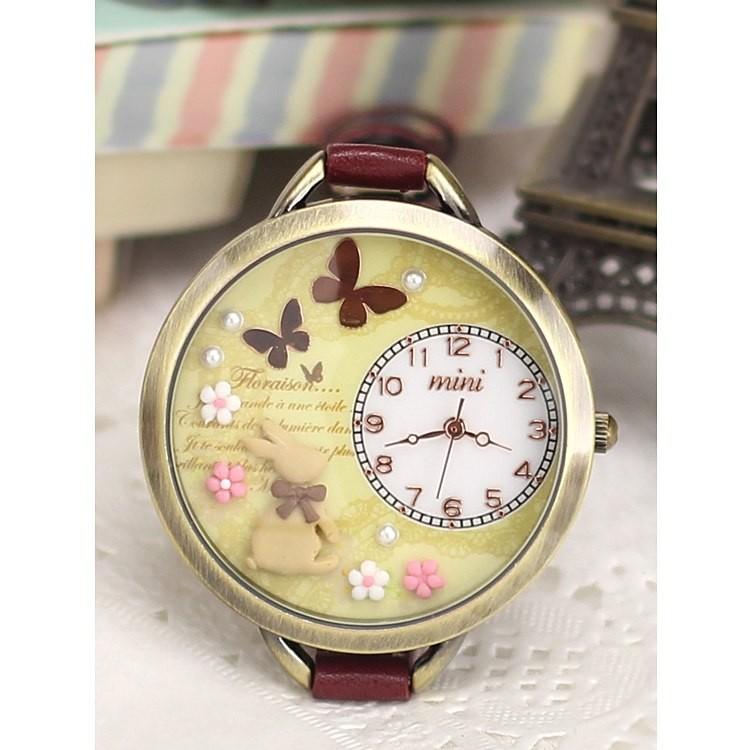 Сбор заказов. Экспресс к 8 марта! Часы MiniWatch, как произведение искусства. Первые в мире часы для счастливых! Выкуп 13. Всего два дня!