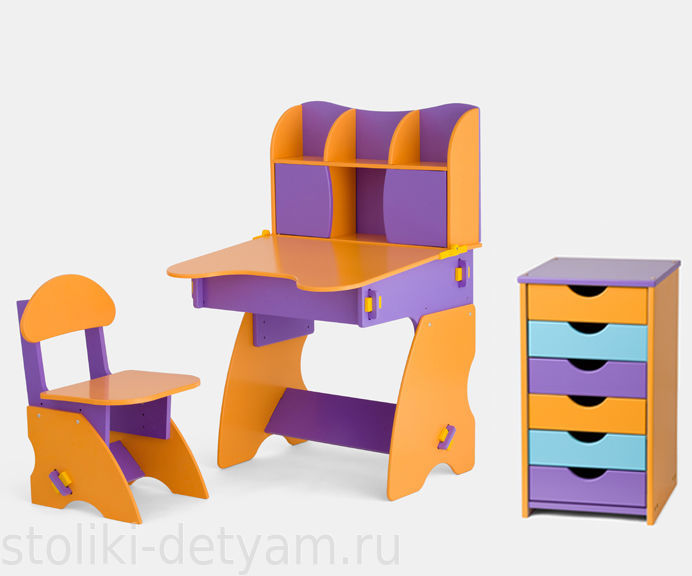 Сбор заказов. Детская мебель. Столики, стулья, комплекты, парты, стеллажи. Регулируемые, учебные, разные! Позвольте