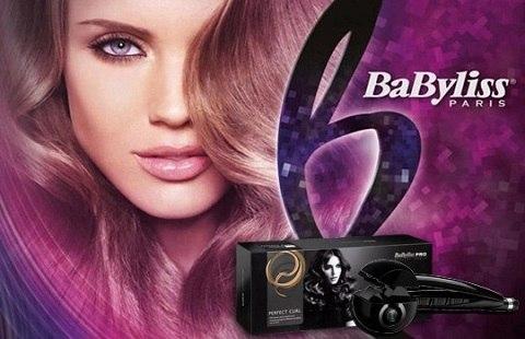 Сбор заказов. Милым девушкам к 8-му марта! Машинка для создания локонов Babyliss Pro Perfect Curl! Лучший помощник при