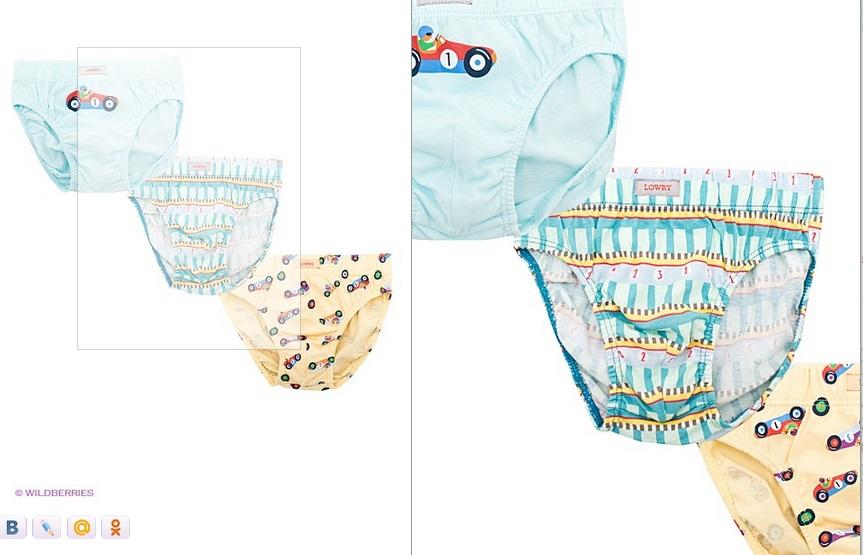 Распродажа нижнего белья, купальников и пижам для маленьких сорванцов и юных красоток от американского бренда Lowry -18