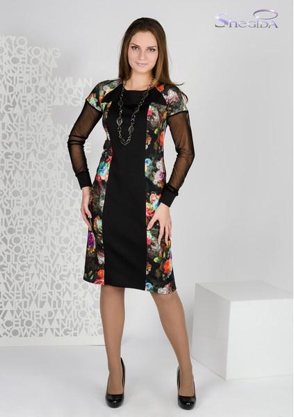 Шeгuдa-12, платье для любого случая. Огромный выбор, новые модели. Размеры 44-58. Без рядов!