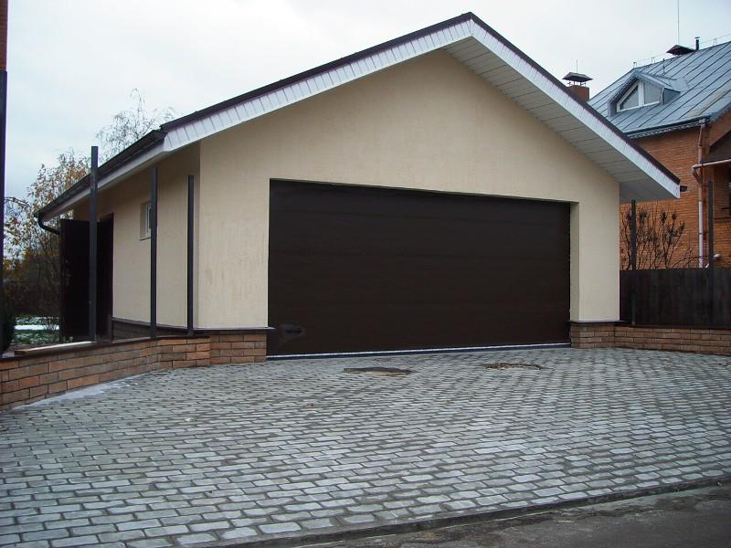 Основные этапы постройки гаража на земельном участке