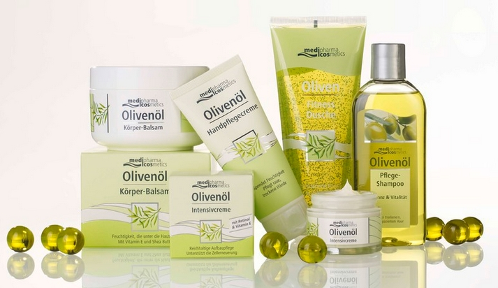Olivenol Klarende Reinigungsmaske результат действительно на лицо