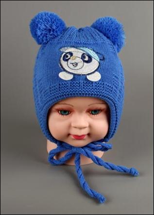 Детские шапки- 4