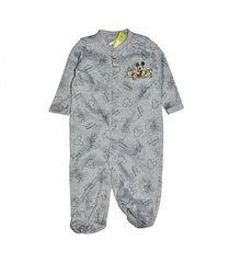 Если вы ищите удобный вариант одежды для сна карапуза, то комбинезон Микки - это именно то, что вам нужно!