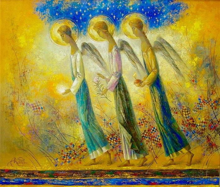 Три Ангела.
