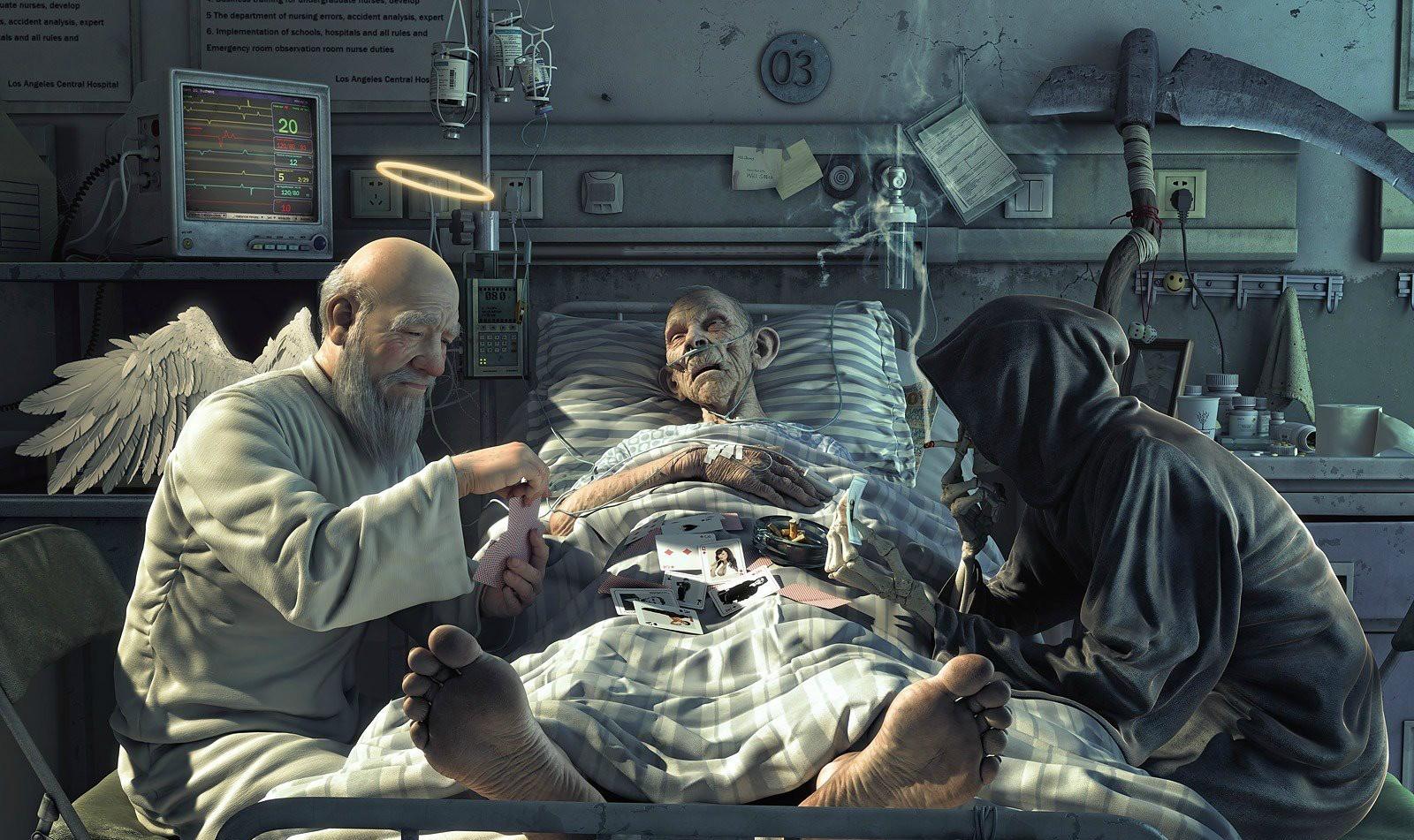 Смерть и Памперс