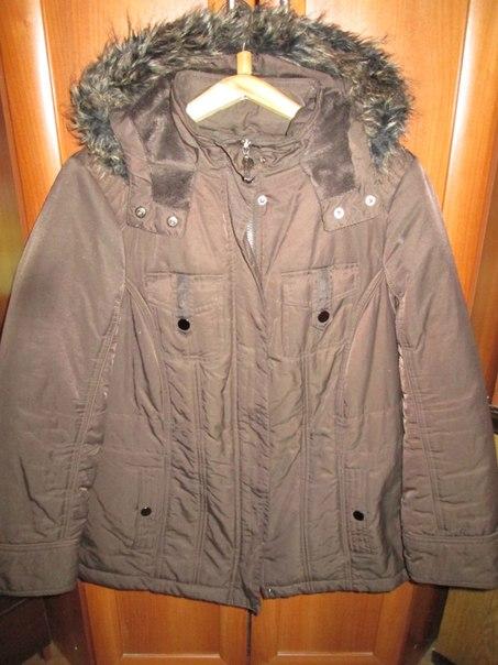 куртка весна-осень 52-54