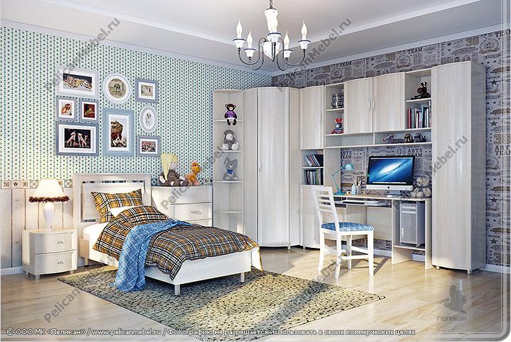 Сбор заказов. Корпусная мебель для гостиной, прихожей, спальни, детской - идеальное решение 23