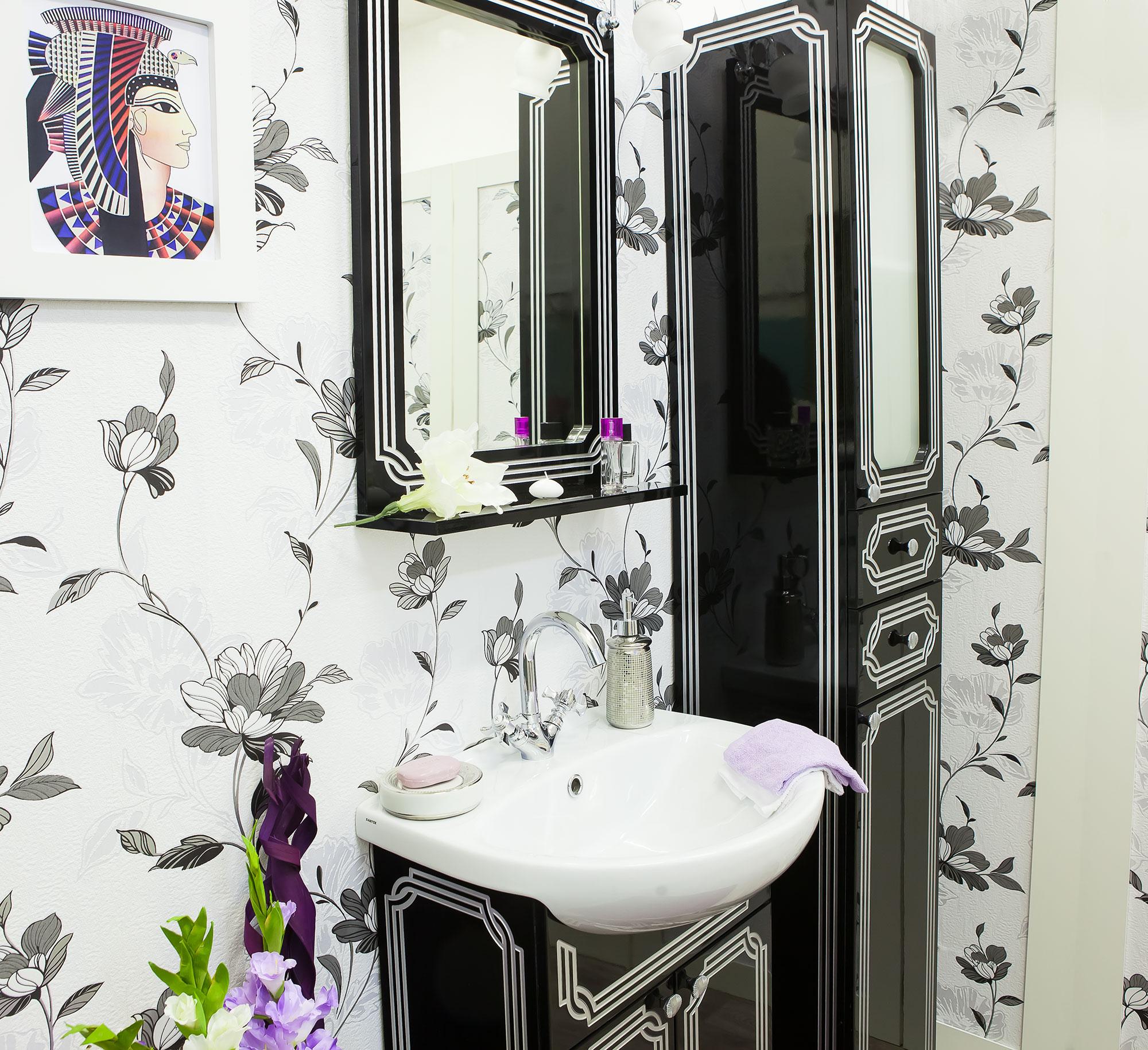 Сбор заказов. Для ванных комнат: тумбы, умывальники, пеналы, полупеналы, зеркала. 3D-фрезерование, патинирование, экологически чистые материалы. Мебель, которую выгодно покупать - 5