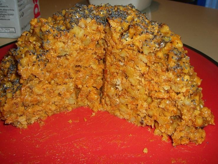 Торт Муравейник из печенья