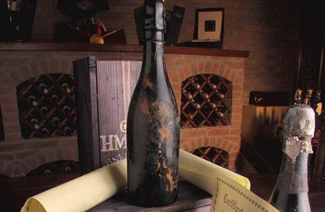 Piper Heidsieck 1907 года самое дорогое шампанское в мире
