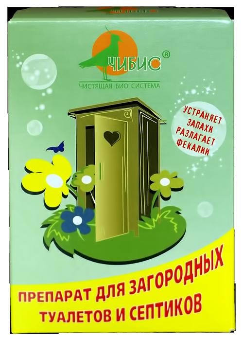 Чистящее средство для загородных туалетов- 2