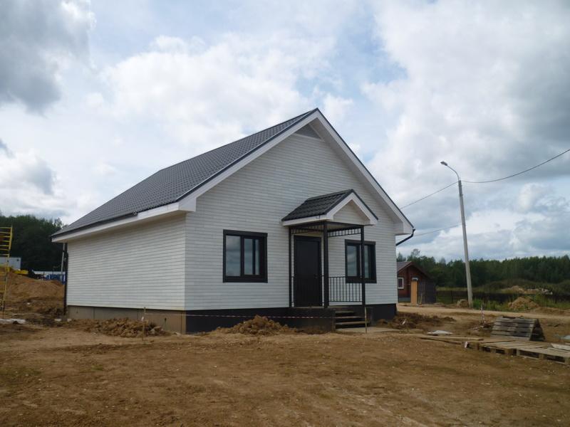 Выбор между приобретением и строительством для загородного дома эконом класса.