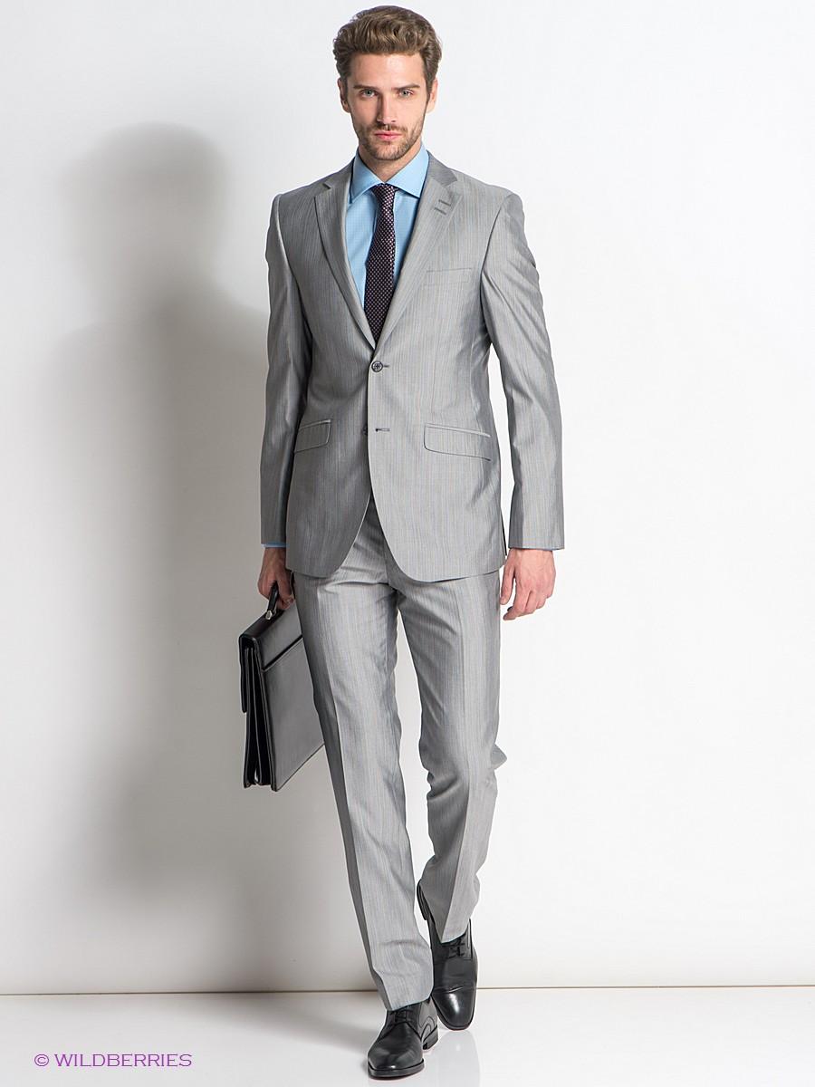Сбор заказов. Спец предложение. Скидка 70% на костюм и брюки из новой весенней коллекции Alfred Muller. Премиум класс. Экспресс 1 день! Предложение ограничено