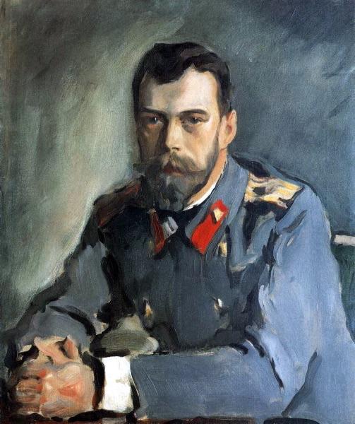Лучший портрет Императора.