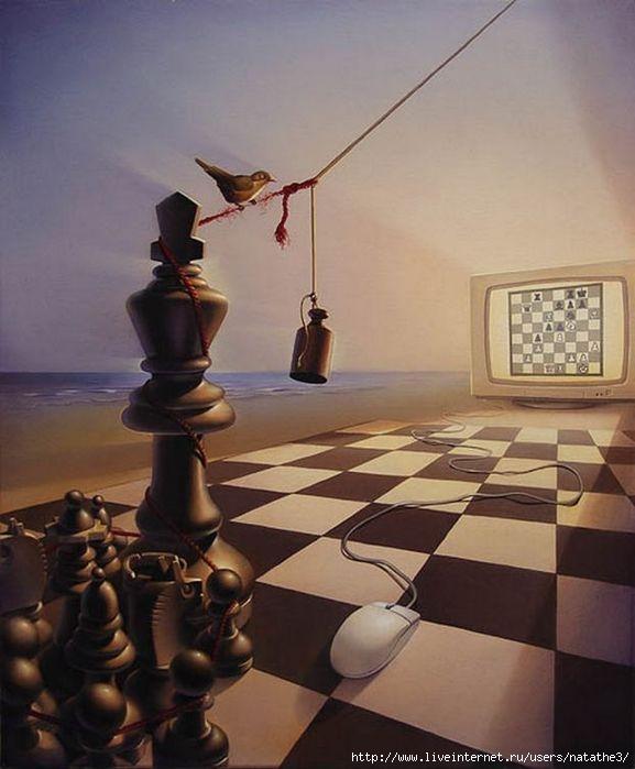 Шахматы и геополитика