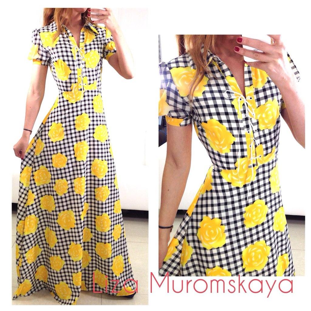 Сбор заказов.Коллекция женской одежды от дизайнера Liza Muromskaya.Новинки!Выкуп-5