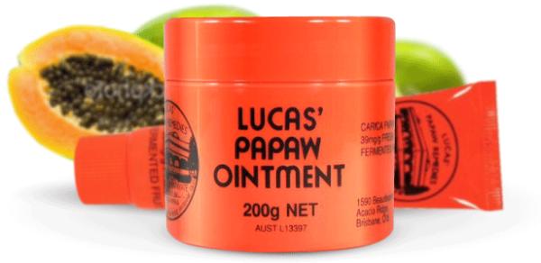 Сбор заказов. LUCAS PAPAW OINTMENT - австралийский универсальный бальзам из свежих плодов папайи!
