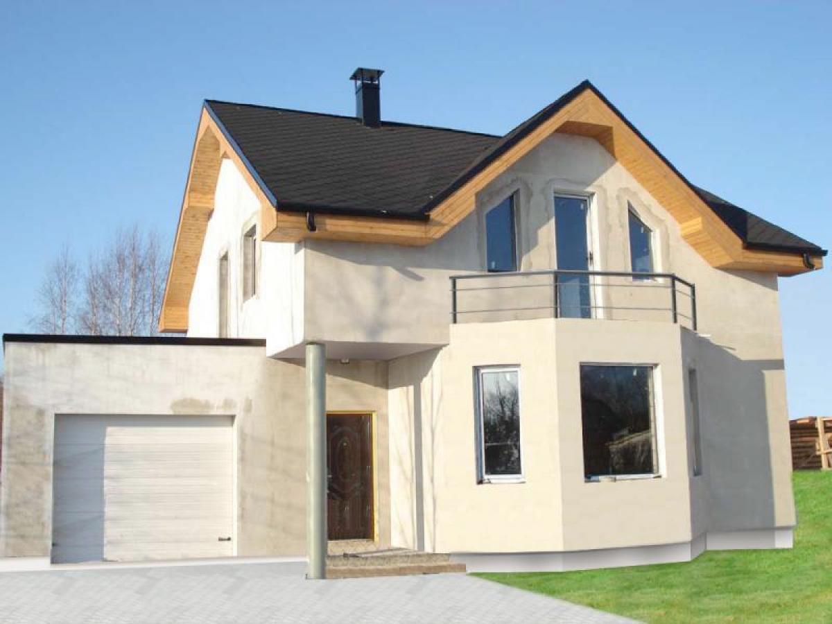Особенности строительства загородного дома из монолитного бетона