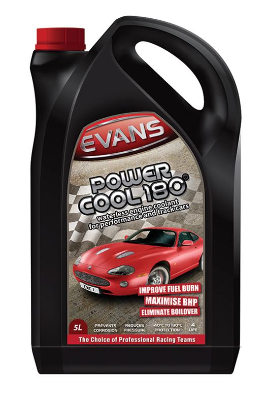 Evans Power Cool 180°- Безводная охлаждающая жидкость