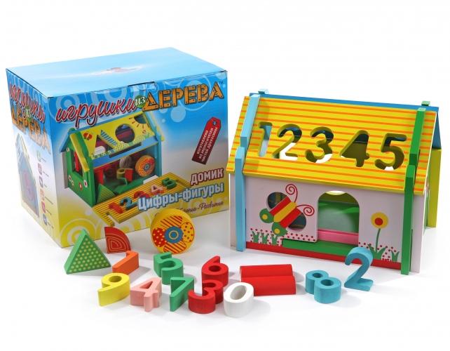 Сбор заказов. Занимательные деревяшки - игрушки, которые должны быть у каждого ребенка. Выкуп 4 Экспресс