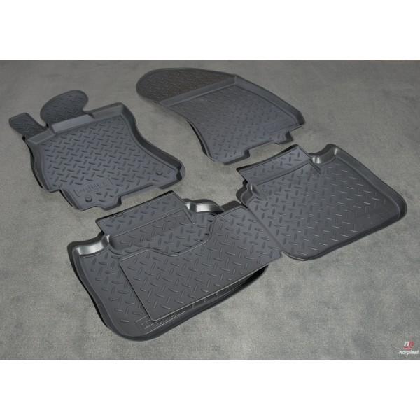 Обновим наши авто? Полиуретановые коврики для Вашего авто - 20. Черные, серые и бежевые коврики!