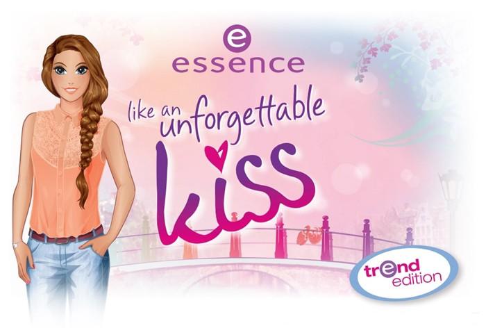 ������� � E$$ence! ����� ��������� 'Like an Unforgettable Kiss'' ��� � ��� � ������!