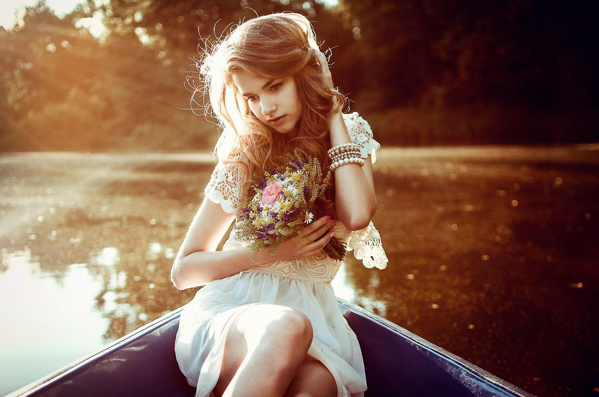 Рапунциль...))) С детства мечтала о роскошной и длинных волосах....
