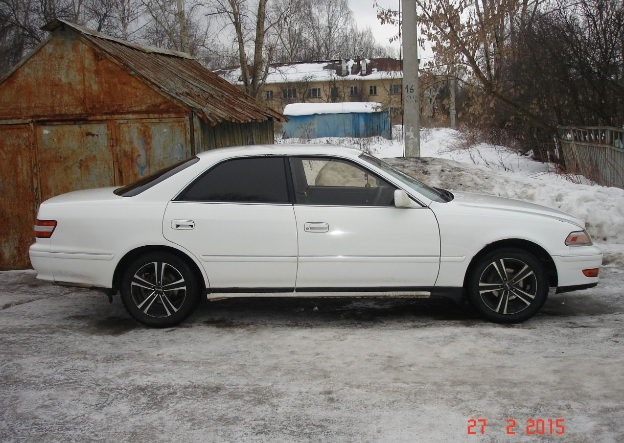 Продам Toyota Mark II, 1998 год, 2.0