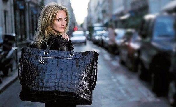 Про дамскую сумочку)