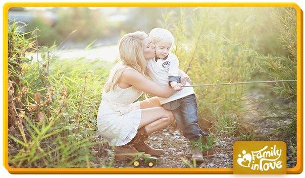 О чем надо помнить женщине, которая воспитывает ребёнка одна?