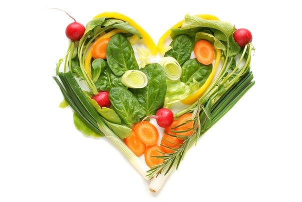 ВЕГЕТАРИАНЦАМ НА ЗАМЕТКУ О содержании витаминов и минералов в продуктах
