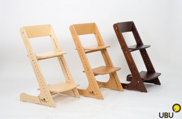 Конёк ГорбунЁк любимый растущий (регулируемый) стульчик для детей. - 7
