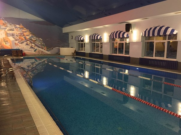 JANINN FITNESS - фитнес-клуб с бассейном