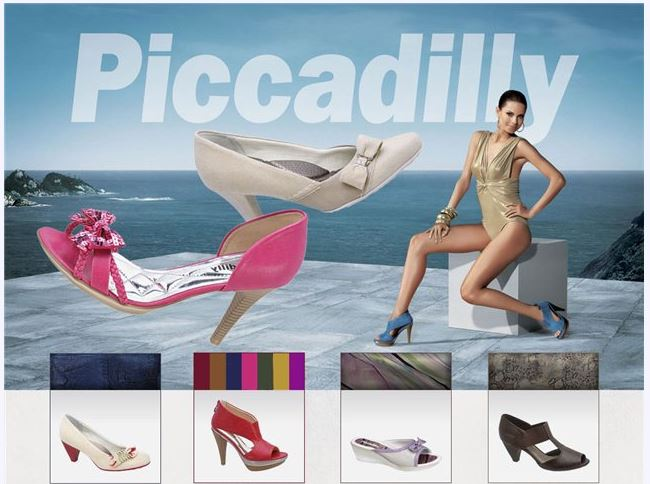 PiCcaDilLy-свободный склад. Обувь из сердца Бразилии