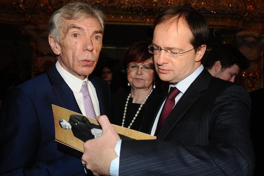 Киносоюз собирает подписи за отставку министра культуры.