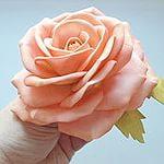 Сбор заказов. Фоамиран - пластичный материал для реализации ваших фантазий. Создай украшения и игрушки своими руками 2/15